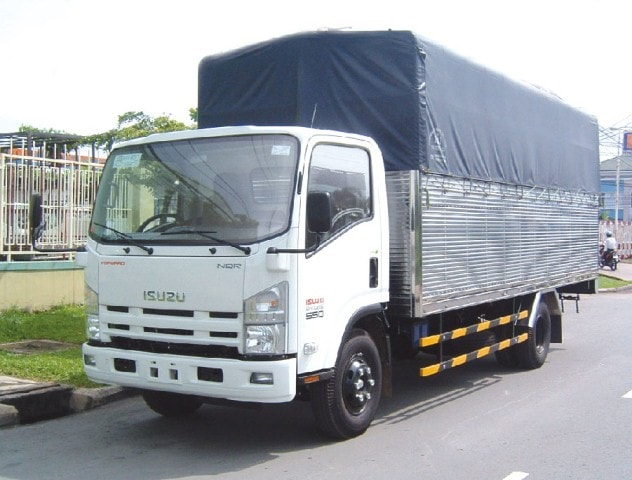 ISUZU 5 TAN NGAN MUI BAT NQR75L 150PS