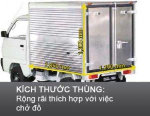 SUZUKI SUPER CARRY TRUCK THUNG KIN