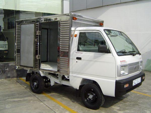 xe tai suzuki super carry truck