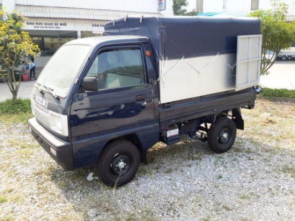 suzuki super carry truck thung mui